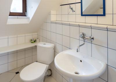 Andílek koupelna