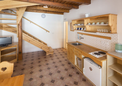 Mezonet kuchyňka