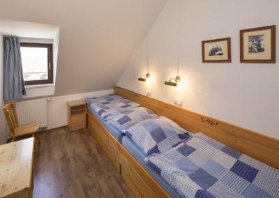 Mezonet ložnice 2